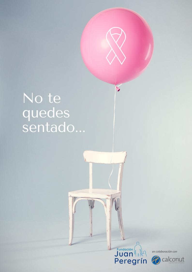 La Fundación Juan Peregrín apoya a AECC en la lucha contra el cáncer de mama