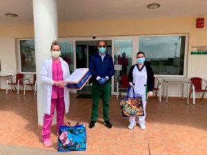 donacion-fundacion-juan-peregrin-alicante-mascarillas-hospitales-centros-de-salud-covid-19-coronavirus